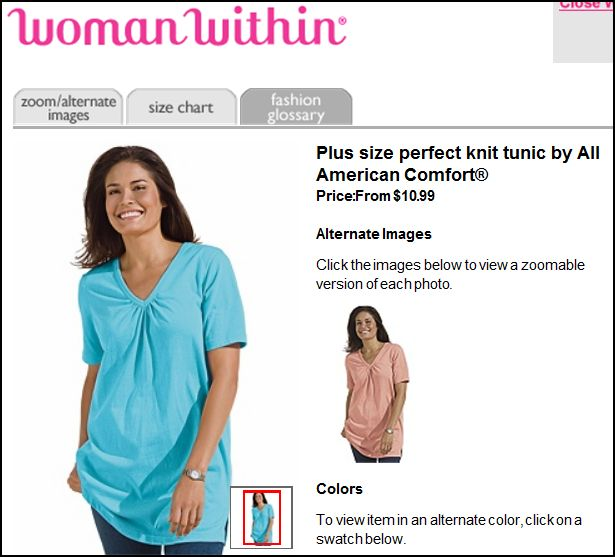 Large Clothes On Small Women A Plus Size Marketing Mystery