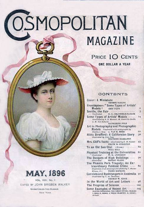 The Evolution of Cosmopolitan Magazine - Sociological Images