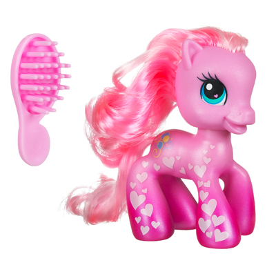 More Sexy Toy Makeovers: My Little Pony, Rainbow Brite