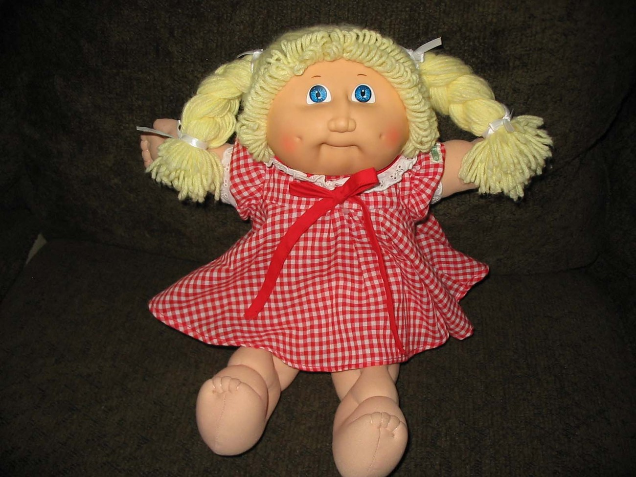 Barbie book cabbage doll troll vintage advise you