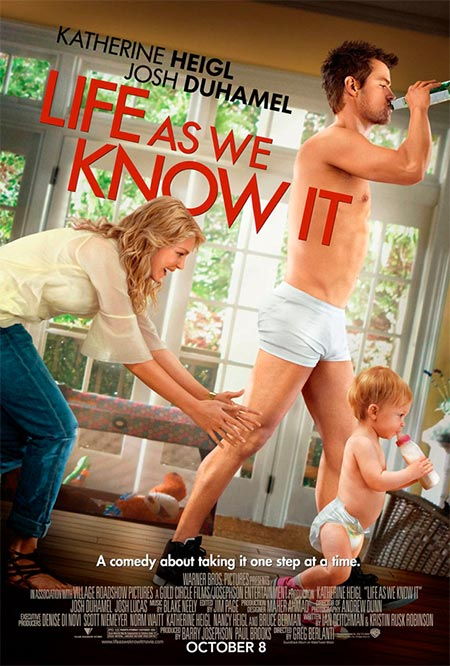 Och �ycie / Life As We Know It (2010) [PL.BRRip.Xvid-BiDA] [Lektor PL]