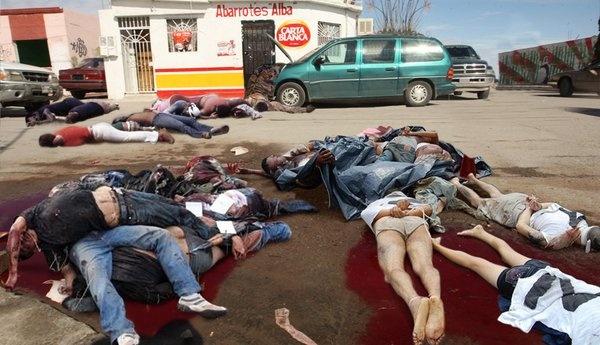 Satirizing the Mexican Drug Cartel Violence (Possible Trigger Warning ...