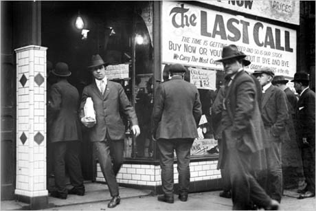 the effects of prohibition The prohibition department in washington presented that the amount of arrests made after the first six months of prohibition increased by 25 percent ( edge 70) many saw this time as an opportunity to start their own business and make fast cash in the process.