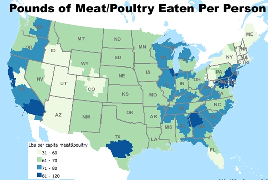 Food Atlas: What Are We Eating, and Where? - Sociological Images on fast food consequences, fast food growth rate, fast food dangers, fast food effects, fast food impact, fast food health risks, fast food types, fast food causes,