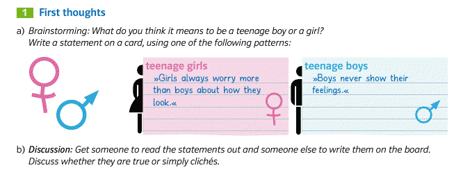 Challenging Or Reinforcing Stereotypes In Educational Materials