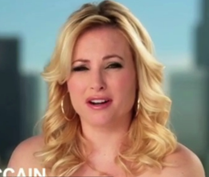meghan mccain breasts twitter. Meghan#39;s father had to have