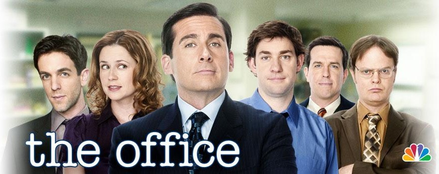 the office poster. In Both These Posters, The Men Meet Viewer Head-on, If You Will. Their Bodies Are Aimed Straight At Viewer, They Make Eye Contact, And That Contact Office Poster O