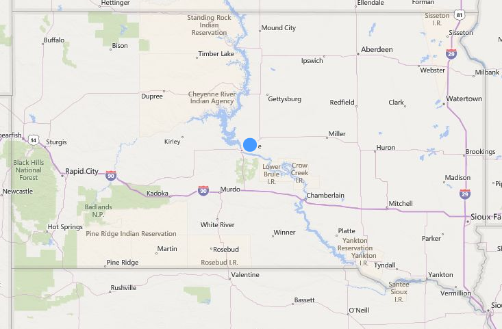 Google Maps and the Relative Importance of Native American ...