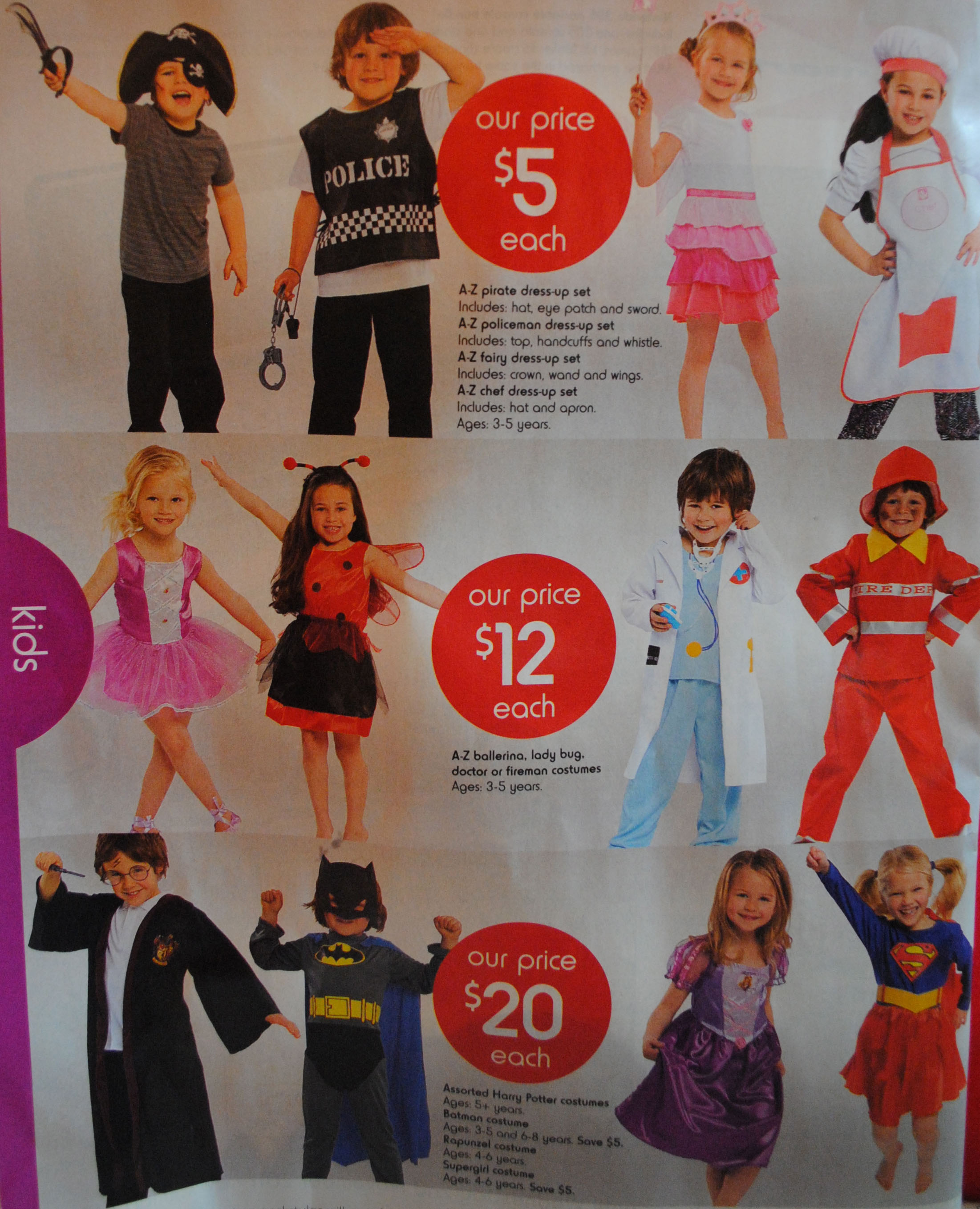 Lisa Wade ...  sc 1 st  The Society Pages & Gender and Kids Costumes - Sociological Images