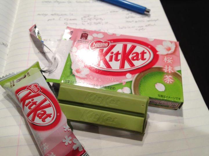 Green Tea Flavored Kit Kat Sociological Images
