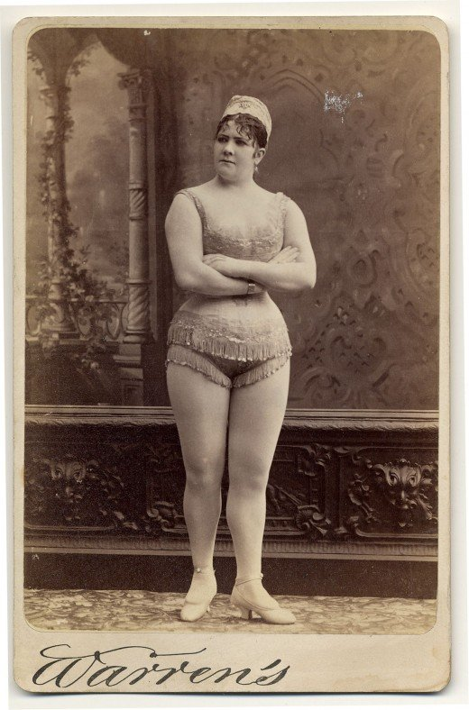 The Ideal Wardrobe: Exotic Dancers In 1890 And The Plump Body Ideal