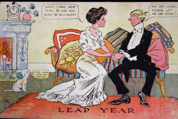 leap year proposal ideas