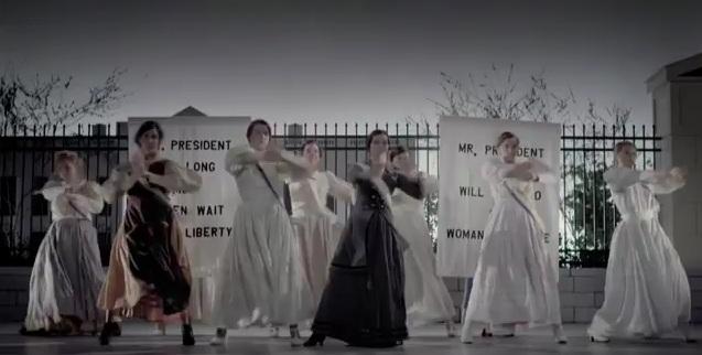 Women's suffrage bad romance essay