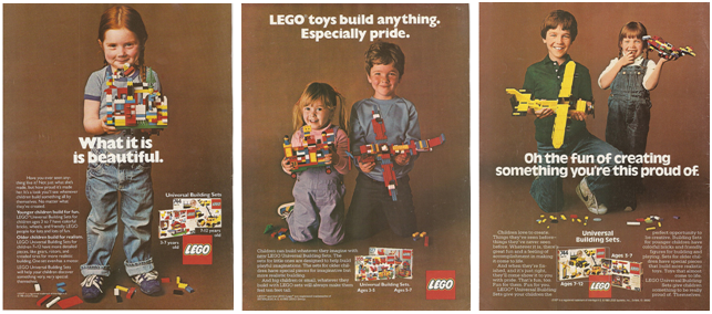 Part I Historical Perspective On The Lego Gender Gap