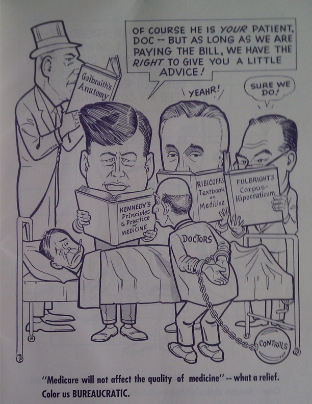 Vintage Anti JFK Coloring Book Sociological Images
