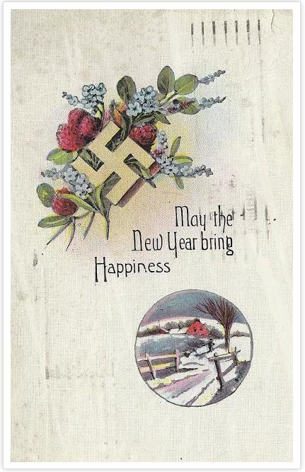 Let The Swastika Bring You Luck In This New Year Sociological Images