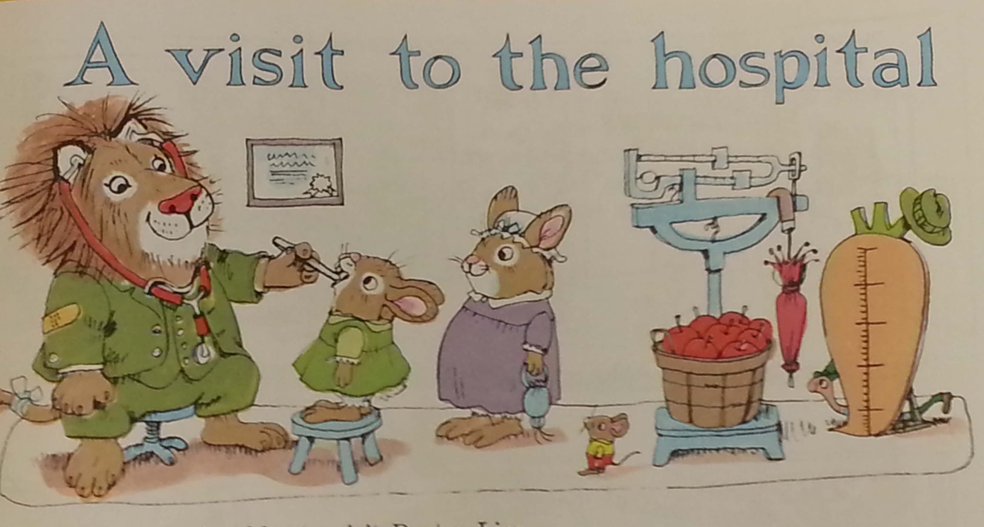 Children s books and segregation in the workplace for Children s fish book