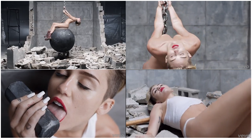 My Two Cents on Feminism and Miley Cyrus - Sociological Images