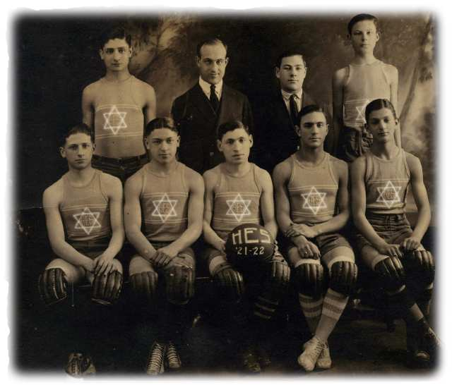 When Jews Dominated Professional Basketball