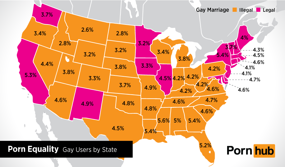 States where gay marriage is legal timeline format