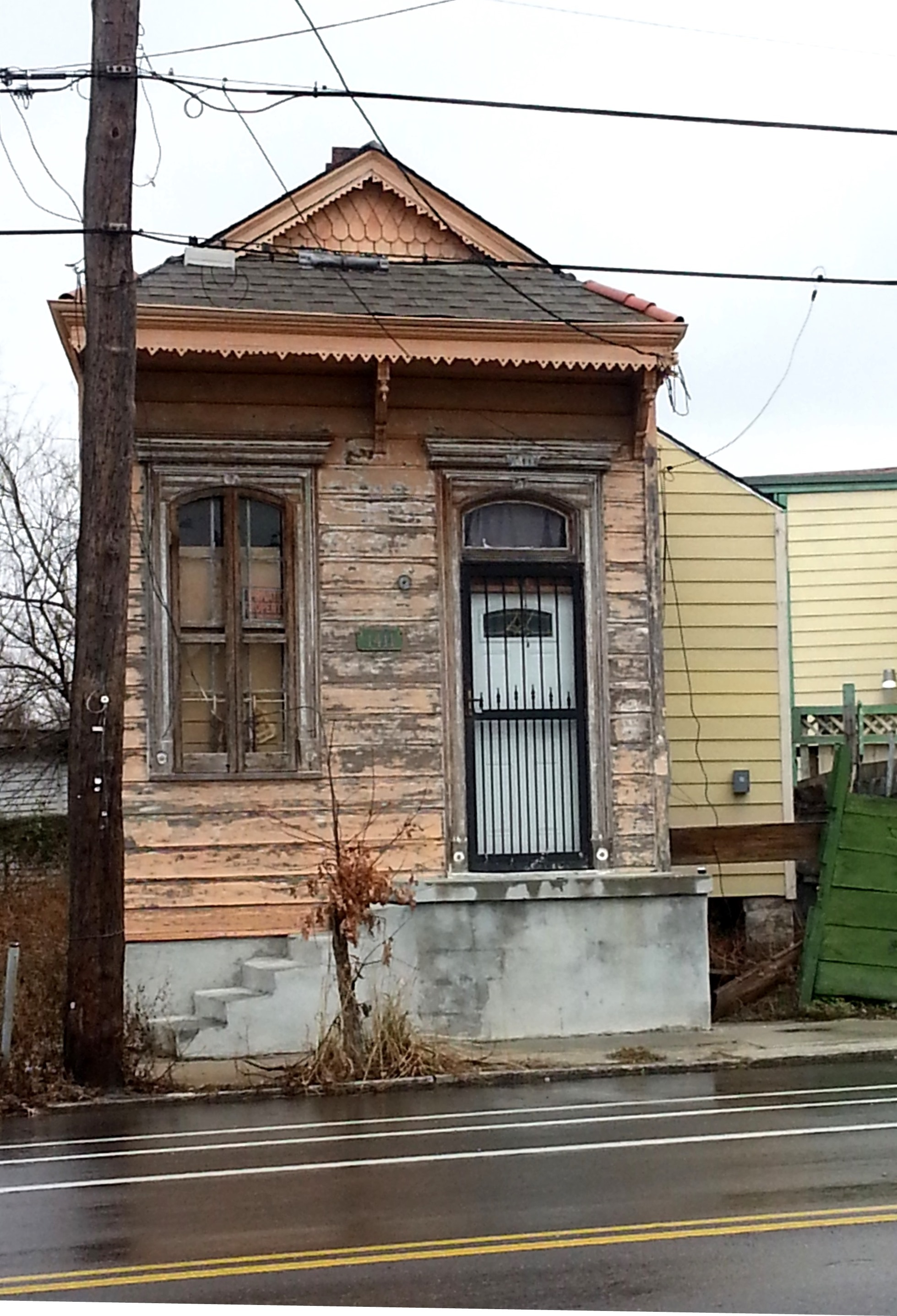 Culture And Privacy A Sociology Of The Shotgun House