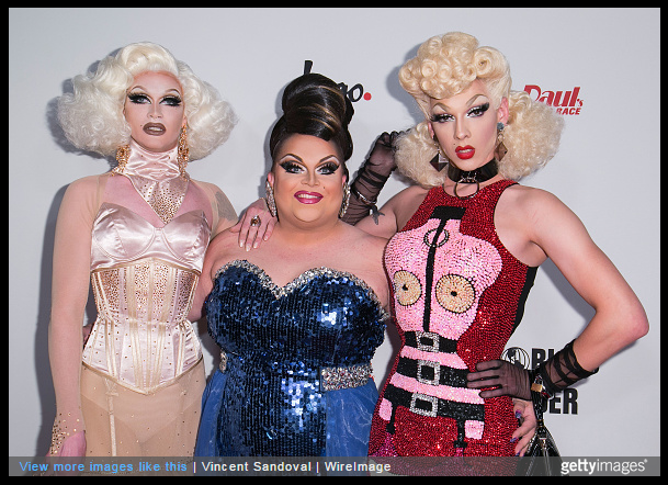 """Are drag queens doing """"girlface""""?"""