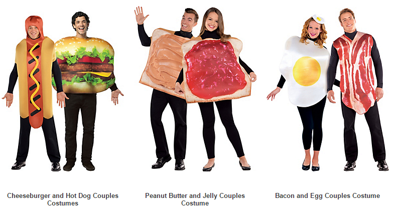 Non sexualised halloween costumes
