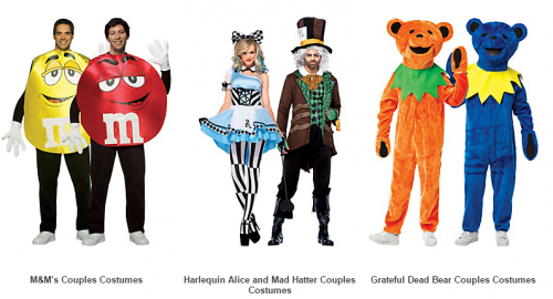 A new non-heteronormativity in couples Halloween costumes ...