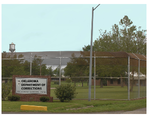 Dr. Eddie Warrior Correctional Center