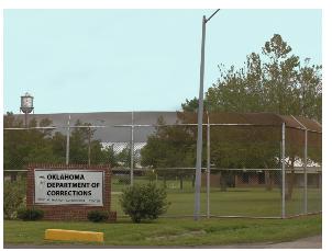 Dr. Eddie Warrior Correctional Center