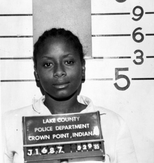 Paula Cooper Shortly After her Arrest Source: Lake County Sheriff's Department