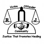 A Restorative Justice Logo