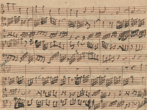 Cantata BWV 75 Johann Sebastian Bach Source: Bach Digital Project
