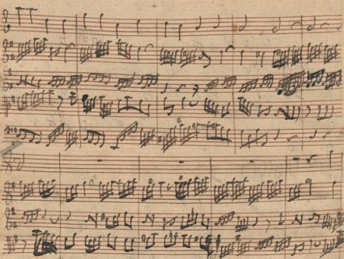 Cantata BWV 75 Johann Sebastian Bach Source: Bach Digital Project