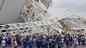 The Arena Corinthians in Sao Paulo