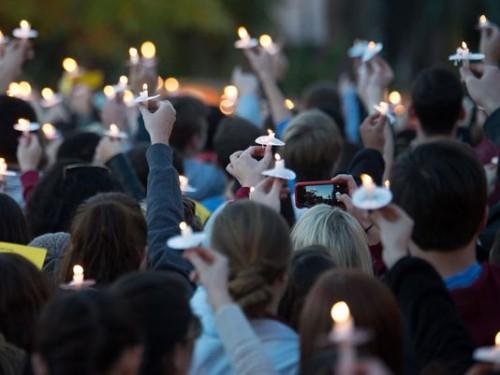 FSU Vigil