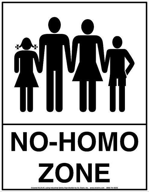 Compulsory heterosexuality examples