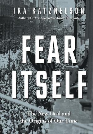 The author's latest book, Fear Itself.