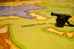 War in the Middle East by Stephen Cole via flickr.com CC