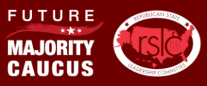 "The Future Majority Caucus is a project of the Republican State Leadership Committee and launched in 2011. It aims to ""proactively grow the Republican family"" by supporting women and minority candidates."