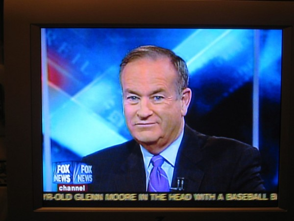 Bill O'Reilly of Fox News is among the most influential of outrage mongers. Photo via FutureAtlas.com