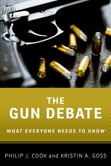 the gun debate cover