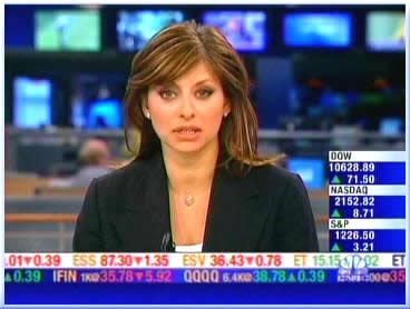 Maria Bartiromo-CNBC & Tickers