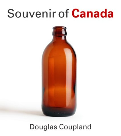 Cover of Douglas Coupland's Souvenirs of Canada