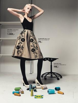 "Ikea ""Fashion"" Campaign, DDB Oslo"