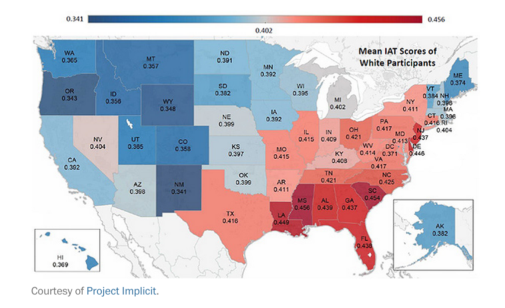 Racial bias in criminal news in the United States